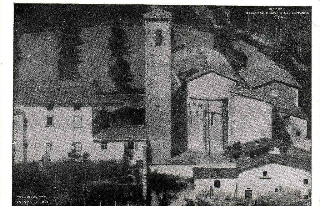 campanile pievedi faltona